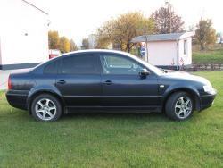 ZKU�ENOSTI U�IVATELE: Volkswagen Passat B5