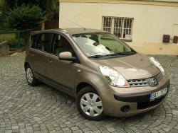 Nissan Note 1,4 Acenta