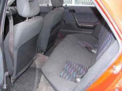 PORADNA: Mazda 323F (BG) - sedadla