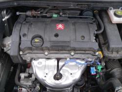 Citro�n C4 1.6i 16V - motor