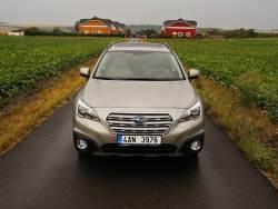 Subaru Outback 2.0D Lineartronic 2015